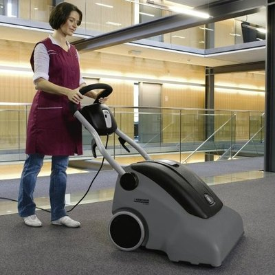 Karcher Brush Type Commercial Vacuum Cleaner Hire